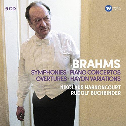 Sinfonien 1-4/Klavierkonzerte/Ouvertüren