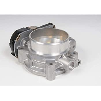 Fuel Injection Throttle Body Assembly ACDelco GM Original Equipment 217-3108