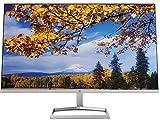 HP M27f – Monitor de 27' Full HD (1920 x 1080, 75Hz, 5ms, IPS LED, 16:9, ADM FreeSync, HDMI, VGA, Antirreflejo, Eye Ease, Inclinación Ajustable, Pasacables) Negro