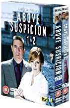 Lynda La Plante's Above Suspicion Series 1 & 2 - 2-DVD Box Set ( Above Suspicion 1 / Above Suspicion 2: The Red Dahlia ) ( Above Suspicion One / Above Suspicion Two: The Red Dahlia [ NON-USA FORMAT, PAL, Reg.2 Import - United Kingdom ]