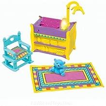 Fisher-Price Dora Deluxe Dollhouse Furniture - Babysitter