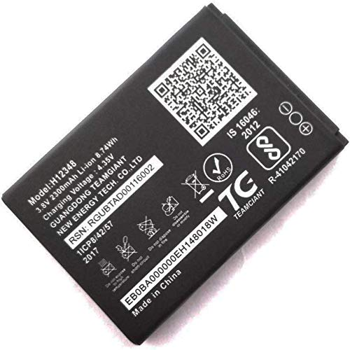 UTRONIC™ Mobile Battery for JIO WiFi Dongle / M2S Fi 2 / Wireless Router 4g FI2 / M2 hot spot / H12348 2300mAh Genuine Battery