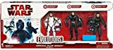 Hasbro Star Wars, 2009 Legacy Collection, Exclusive Evolutions Set, Imperial Pilots Legacy Series II (2), 3-Pack, 3.75 inches