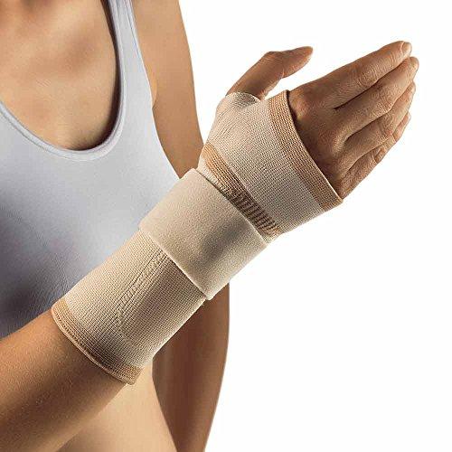 Bort Ganglion-Bandage Hand Gelenk Bandage komprimierend Handgelenk Stütze, Links, M