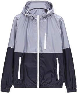 Coat for Men, Pervobs Mens Autumn Casual Jacket Long Sleeve Sportswear Windbreaker Coat Outwear