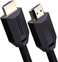 SKW 2.0 HDMI Cable,4K High Speed HDMI to HDMI Cable-1M/3.2Ft