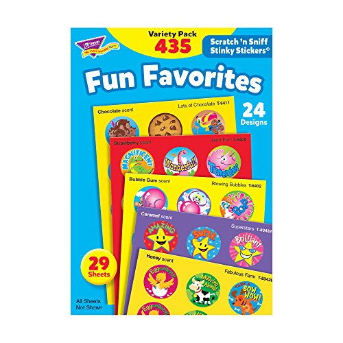 Top 10 smelly stickers for teachers for 2020