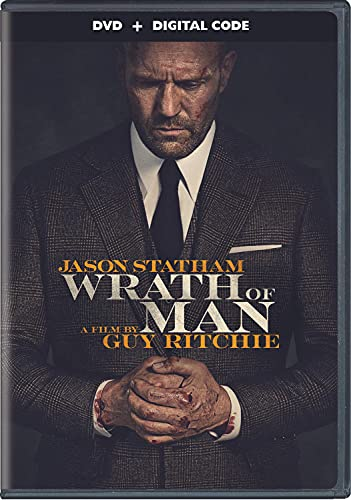 Wrath of Man [DVD]
