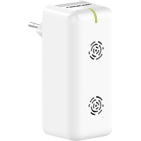 Radarcan® R-200 AntiPlagas Completo Premium, hasta 125m2, Blanco. (4 en 1 para Mosquitos, Hormigas, Ratones y Cucarachas)