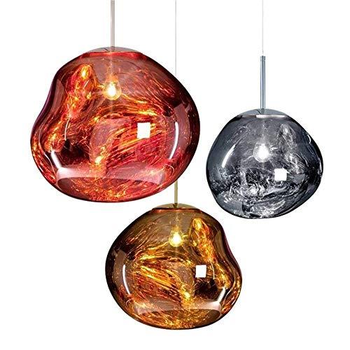 miwaimao Lampadario a sospensione a LED per Living Room, moderno lampadario a sospensione a LED per sala da pranzo, soggiorno, arte famosa lampada a sospensione per camera da letto, bar, ristorante