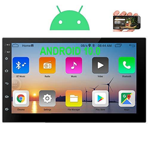 potente para casa Radio del coche de la pantalla táctil del estéreo 7inch del sistema de EINCAR Android 10.0…