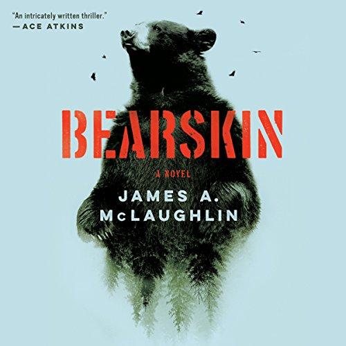 Bearskin audiobook cover art