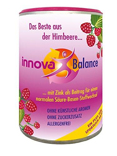 innova Balance® | Kautaler für Säure-Base-Stoffwechsel mit Mineralstoffen | Magnesium+Kalium+Mangan+Kupfer+Chrom, Optimal für den Sport