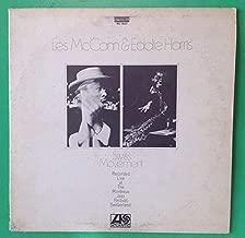 LES MCCANN EDDIE HARRIS Swiss Movement LP Vinyl & Cover VG+ SD 1537 1969 Live