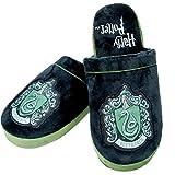 Harry Potter Slippers Slytherin Size L Groovy Footwear