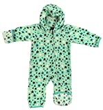 Arctix Kids & Baby Arctix Infant Snowflake Fleece Bunting Suit, North Star Blue