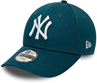 New Era Gorra New York Yankees League Essential MLB 9Forty Ajustable para Niños
