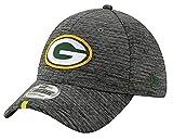 New Era - NFL Green Bay Packers On Field 2019 Training 39Thirty Cap - Grau -