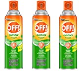 OFF! Outdoor Fogger, 16 OZ (Pack - 3)