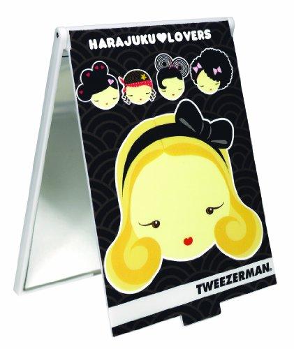 TWEEZERMAN Studio Collection Spiegel Harajuku Lovers, 80 g