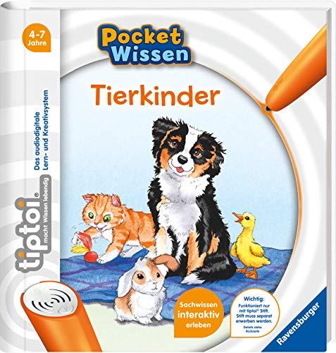 tiptoi® Tierkinder (tiptoi® Pocket Wissen)