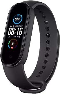 Xiaomi Band 5 Smart Fitness Bracelet Heart Rate Monitor,Sports Waterproof Wristband,2020 Latest Bluetooth 5.0 Color AMOLED...