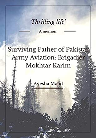 Surviving Father of Pakistan Army Aviation