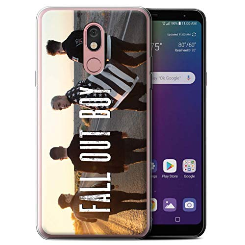 Fall Out Jongen Telefoon Case/Cover/Skin/LG-GC/FOB Band Logo Collectie