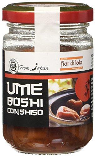Fior di Loto Umeboshi con Shiso - 100 gr