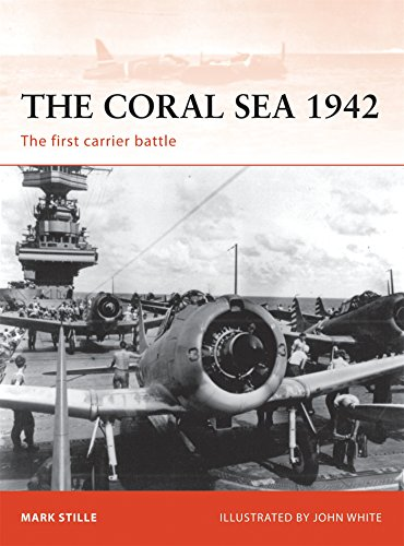 The Coral Sea 1942: The first carrier battle (Campaign, Band 214)