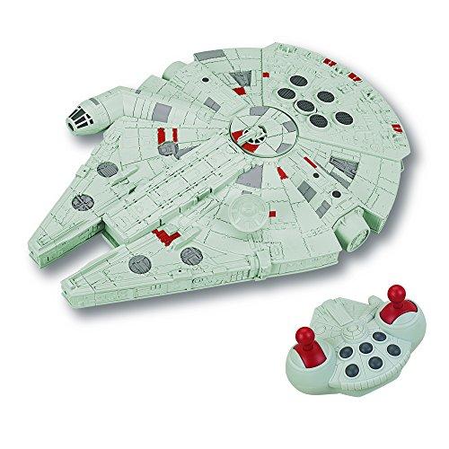 STAR WARS- Disney Classic Saga IR Millennium Falcon, Unico (Giochi Preziosi Spagna 13405)