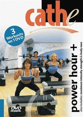 Cathe Friedrich Power Hour Maximum Intensity Strength And Body Max DVD by Cathe Friedrich