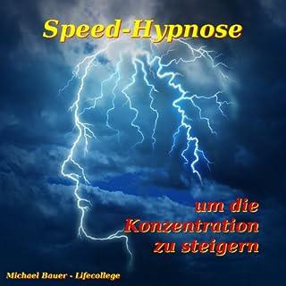 Speed-Hypnose um die Konzentration zu steigern Titelbild