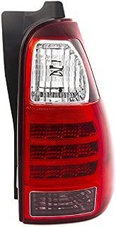 CarPartsDepot Rear Facial Brake Tail Light Lamp Right Side Fit 06-09 Toyota 4Runner TO2801172