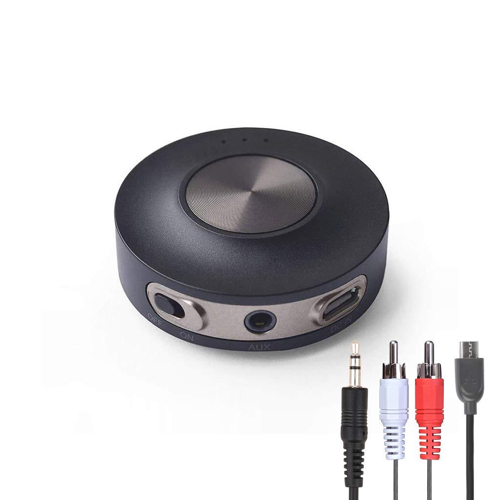 Avantree Priva III aptX Low Latency Transmisor Bluetooth 4.2 para TV, PC (Soporta AUX, RCA, PC USB, Not Optical), Conexión Dual Adaptador Inalámbrico de Audio para Auriculares: Amazon.es: Informática