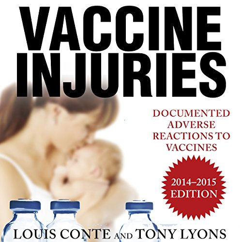 Vaccine Injuries audiobook cover art