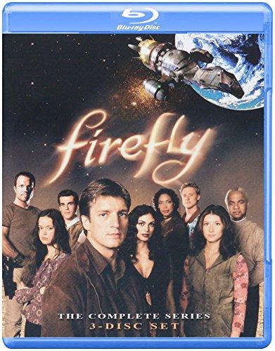Firefly: Complete Series [Reino Unido] [Blu-ray]