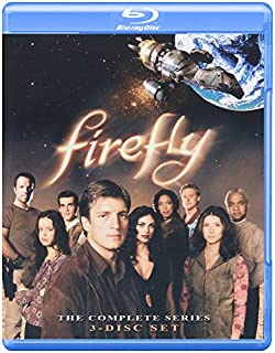 Firefly: Complete Series (3pc) (Ws Dub Sub Ac3) [Blu-ray] [US Import] [2002] (B001EN71CW) | Amazon price tracker / tracking, Amazon price history charts, Amazon price watches, Amazon price drop alerts