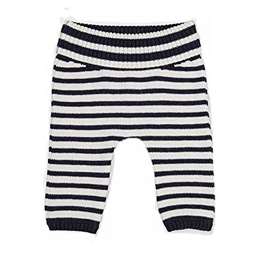 Tutto Piccolo - Pantalon - Bébé (garçon) 0 à 24 mois bleu bleu marine - bleu - 12 mois