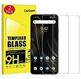 CaseExpert 2 Pack - Umidigi Power 3 Tempered Glass,