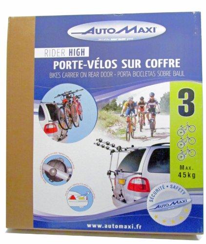 AutoMaxi Rider-H Rider High-Lift Fahrradträger, hoch