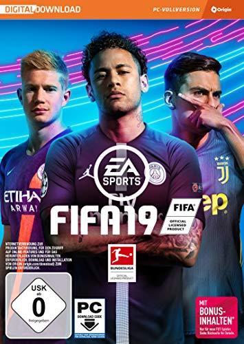 FIFA 19 - Standard Edition - PC (Code in der Box) [Edizione: Germania]