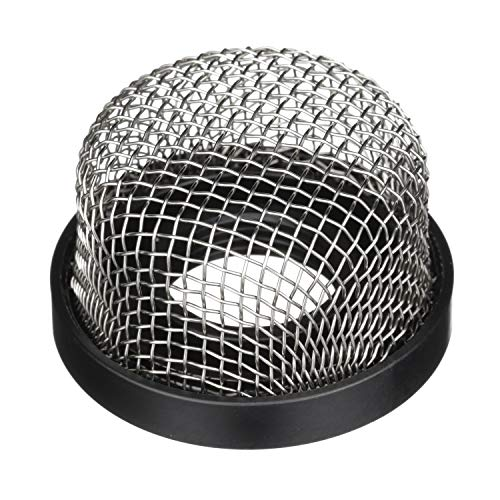 "SEACHOICE 89621 Stainless Steel Mesh Strainer ¾"" – 14, One Size"
