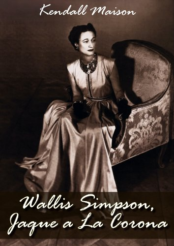 Wallis Simpson Jaque a La Corona
