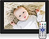 Digital Photo Frame, 10 inch Digital Picture Frame HD 1280x800 16: 10 Full IPS Display...