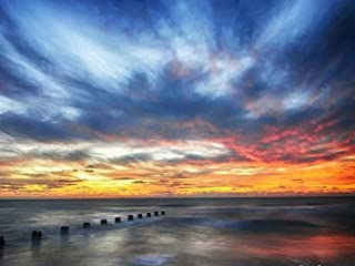 florida beach sunset pictures
