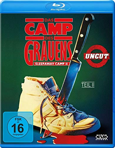 Das Camp des Grauens 2 - Sleepaway Camp 2 (uncut) [Blu-ray]