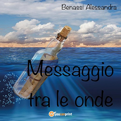 Messaggio tra le onde audiobook cover art