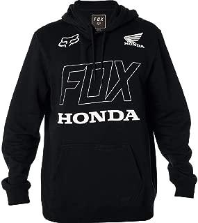 Fox Racing 2019 Honda Hoody (Large) (Black)