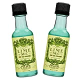 Clubman Lime Sec After Shave Lotion 1.7 fl. Oz x 2 packs